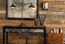 Pallet furniture & ideas