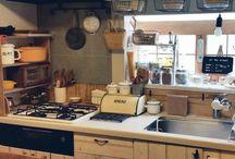 kitchenコーディネート