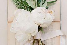 bryllup blomster og decor