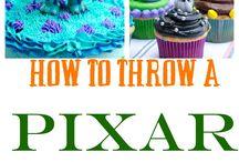 Party: Pixar Birthday