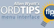 APPS | MS Office tips