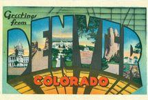 Colorado or bust!! / by Lauren Talbert