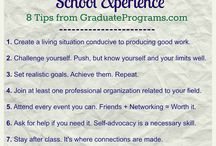 Maximize Your Grad School Experience