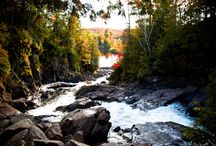 Oxtongue River - Ragged Falls