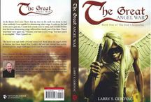 Fantasy Book, The Great Angel War / God has picked Thomas as an unlikely Last Prophet. The Archangel Raphael must prepare the meek and easy going Thomas for both physical and mental battles with Lucifer and his evil horde. During Thomas's training he sees the Great Angel War through the memories of Raphael and the other angels. He fears he is not up for the challenge.  This is a Fantasy that takes place in Heaven with angel armies, new worlds, and much more. Released July 8, 2014 and available at Amazon and major book stores.