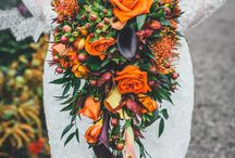 Autumn wedding at The George Hotel