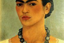 Frida 1 / by Luiz Carlos Pedrosa