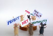 Net Neutrality / by PaperCraftLady on Etsy