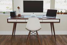 Mac And Desk