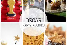 Oscar Party Ideas (that also make great Hollywood-themed wedding, bridal shower or party details!) / Celebrate the Oscars (or a Hollywood themed bridal shower!) with these ideas
