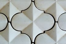 Tile Inspirations / Style. Design, Expression using tiles