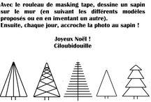 Masking tape ideas