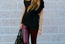 Fashion / Fashion inspiration, you know.