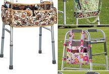 Wheelchair and Walker  accessories