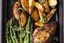 Foodie Ideas: Sheet pan meals