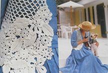 Crochet Tops - Vests Short