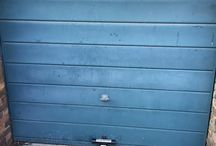 Garage Security / A selection of ways in which Errington Locksmiths and Security in Milton Keynes have secured garages.