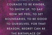 Brene Brown / Words of wisdom