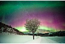 Aurora Borealis / by DeAnn Madden 💋