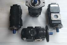 Gear pump spare parts