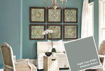 Best of Benjamin Moore / Benjamin Moore's Best Interior Colors 2013