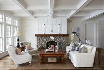 dreamhome living room / by The Farmer's Trophy Wife