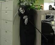 Spooky Office Solutions / Decorating for Halloween in the office? We've found some solutions!