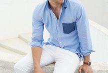 Inspirações / Moda masculina para homens modernos