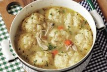 soups and stews / by Debbie Gibson