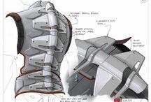 척추보호장비