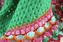 Haak sjalen en poncho s