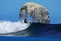 Surf Spots / Surf Spots all over the World