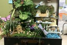 Fairy Garden Suitcase / by Roberta Shoaff
