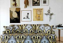 Decor - Living Room / by Jenna Taylor