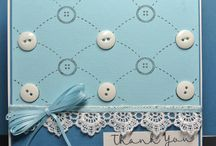 Joy Clair - Tufted Buttons Background / Check out Joy Clair's Background Stamps!  Our stamps can be used for any occasion.