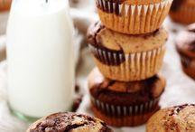 kekler ve muffinler