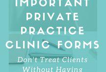Private Practice Info