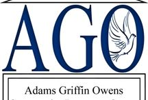 AGO Community Resource Center / The specific purpose of this corporation is to operate an outreach ministry providing services such as a food pantry, transportation, employment resources, assistance with social service paperwork and youth mentoring and training. They are all charitable purposes. / by Toni Brown