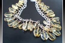 Handmade Citrine Jewelry