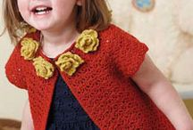 crochet toddler