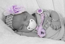 Ribbon Pacifier Clips