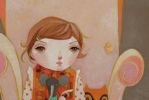 Ilustración / by María Bermúdez Cortés