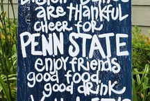 Penn State  / Its not a University, its a way of life. Once you're a Nittany Lion, you'll always be in the Pride / by Louise Whyte