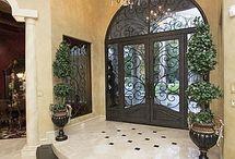 Uși exterior