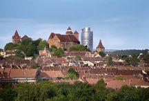 Nuremberg, my hometown Nürnberg, meine Heimatstadt