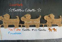 Crochet Puppy Edging