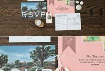 Event Invites / by Michelle Yuen
