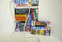 I Could Totally Make This - Bags & Purses & Cases / by Barbara Nixon