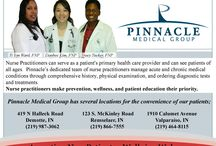Pinnacle Nurse Pracititioners / by Pinnacle Hospital