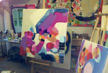 Art studios / Places where people make things
